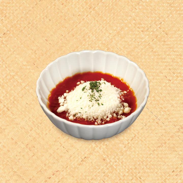 チーズトマトソース