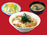 牛とじ丼国産生野菜セット
