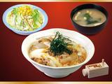 プレミアム牛とじ丼国産生野菜セット