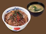 キムカル丼