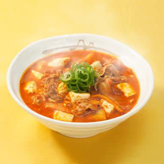 豆腐キムチチゲ単品