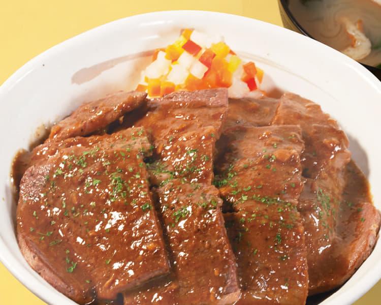 牛 ステーキ 丼 松屋 【松屋】選べる極旨ソースの「牛ステーキ丼」を食べた感想【期間限定】