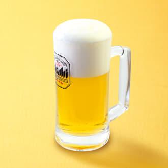 生ビール小ジョッキ