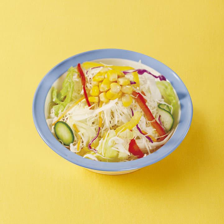 彩り生野菜